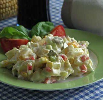 USA-Rezept für Potato Salad - Kartoffelsalat