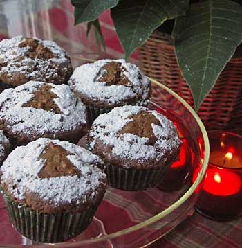Gingerbread Muffins - Lebkuchen-Muffins