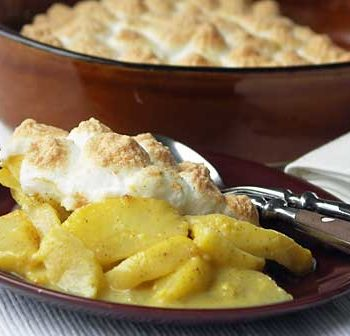 Rezept für Apple Amber - irisches Dessert