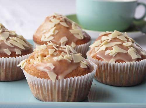 Irish Muffins (mit Baileys)