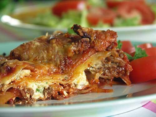 American Lasagna (Lasagne) - USA kulinarisch
