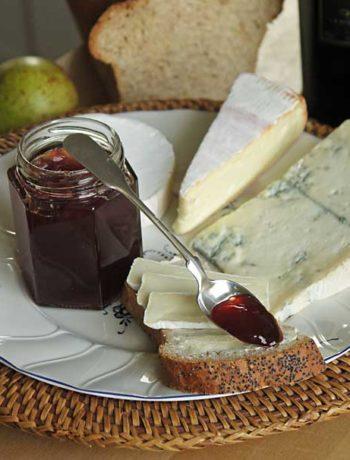 Mulled Port Wine Jelly - Portweingelee