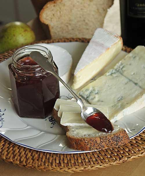 Mulled Port Wine Jelly (würziges Portweingelee) - USA kulinarisch