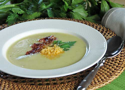 Marie Callendars Potato Cheese Soup
