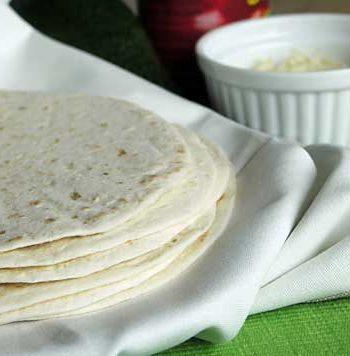 Homeomade Tortillas - Tortilas selbst gemacht