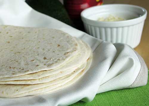 Tortillas (Weizen)