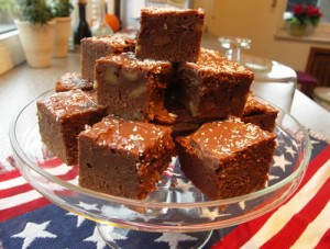 Brownies (Schokoschnitten)