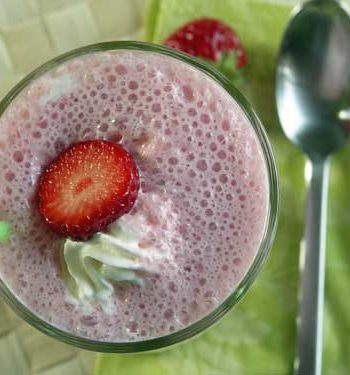 Strawberry Shake - Erdbeershake