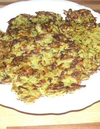 Rezept für Zucchini Fritters