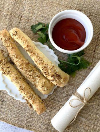 Rezept für Breadsticks wie bei Pizza Hut