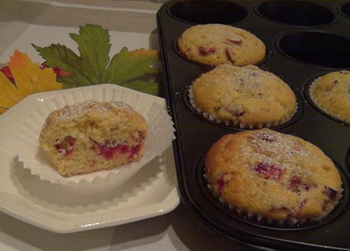 Harvest Muffins (Ernte-Muffins)