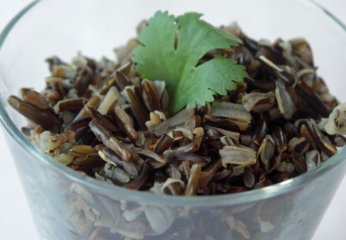 Wild Rice (Wildreis)