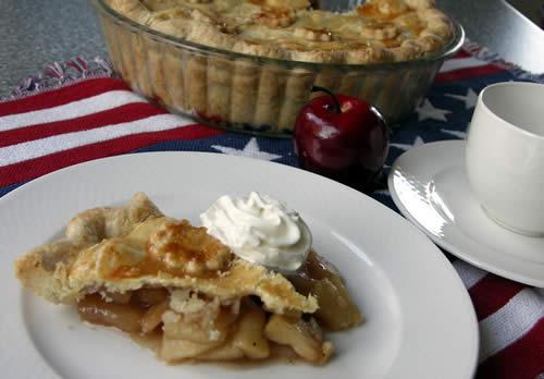 Piecrust (süße Teighülle für Pie)