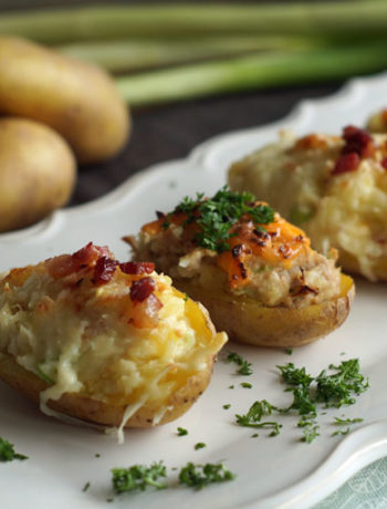 TGI Friday Potato Skins