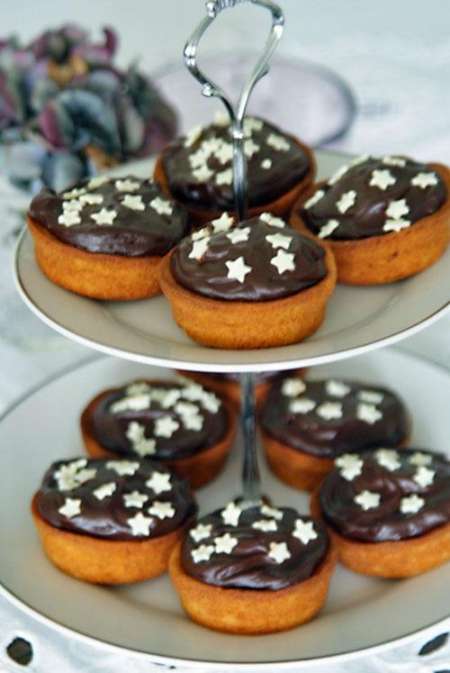 Ban-Choc-Cupcakes (Bananen-Schoko-Cupcakes)