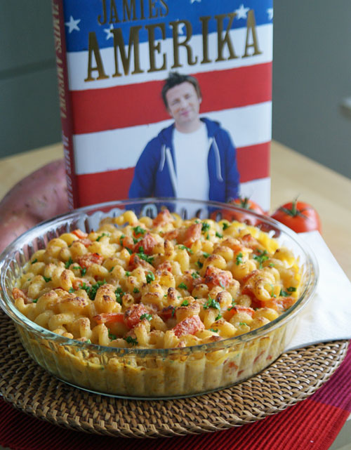 Killer Mac And Cheese A La Jamie Oliver Usa Kulinarisch