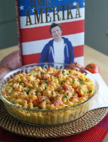 Jamie Olivers Kochbuch America
