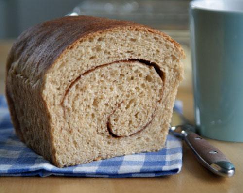 Cinnamon Swirl Bread (Zimtbrot)