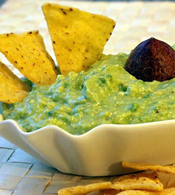 Rezept für  Guacamole - Avocado-Dip
