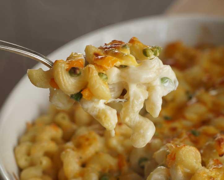 Maccaroni and Cheese (Käse-Makkaroni)