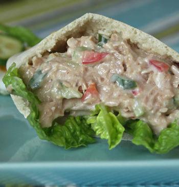 USA-Rezept für Tuna Salad - Tunfischsalat