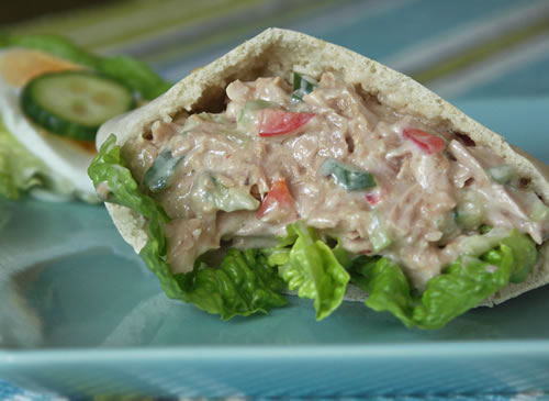 Tuna Salad (Thunfischsalat)