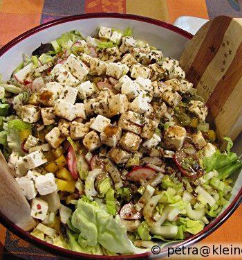 USA-Rezept für Feta Salad