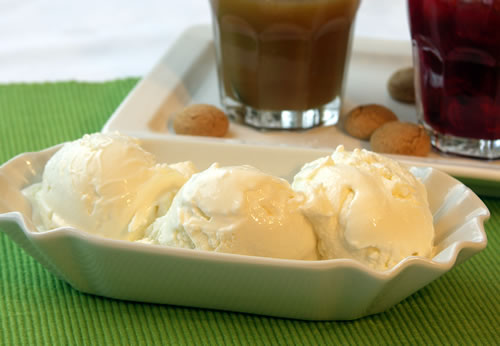 frozen yogurt gefrorener joghurt usa kulinarisch. Black Bedroom Furniture Sets. Home Design Ideas