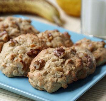 USA-Rezept für Banana Cookies