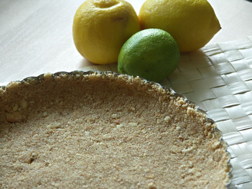 Crumb dough for pies (Kekskrümel-Teig)