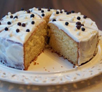 USa-Rezept für kleinen Geburtstagskuchen