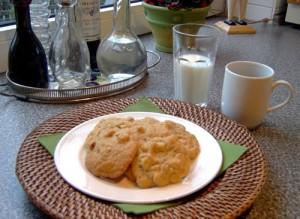 Macadamia-Kekse