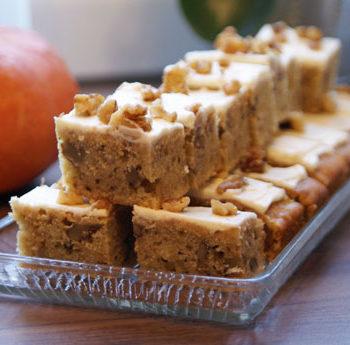 Schnelelr Kürbiskuchen - Pumpkin Cake
