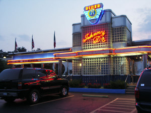 Diner in Newburgh/NY