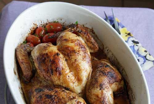 Rezept für Chicken Galveston