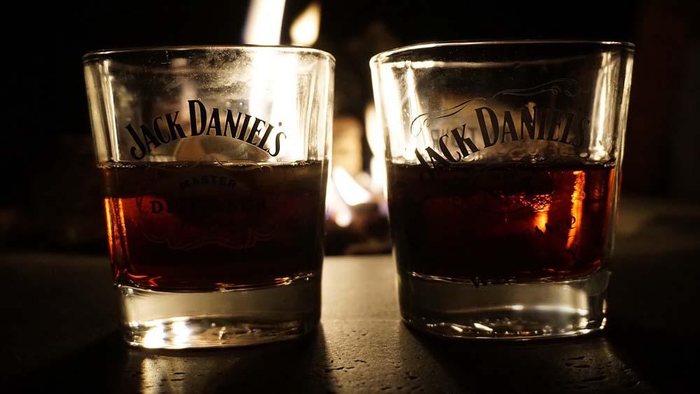 Bourbon Whiskey in den USA