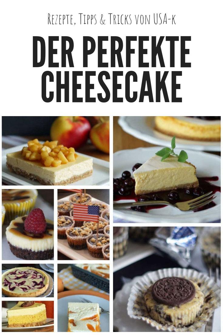 Der perfekte Cheesecake - so funktioniert es