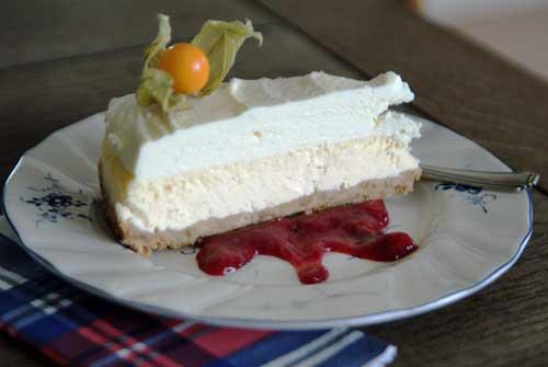 Rezept für Vanilla Bean Cheesecake wie bei TGI Friday