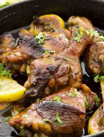 Lemon Chicken - Zitronenhuhn