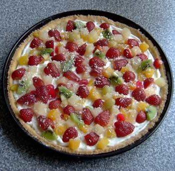 USA-Rezept für Pizza Cake