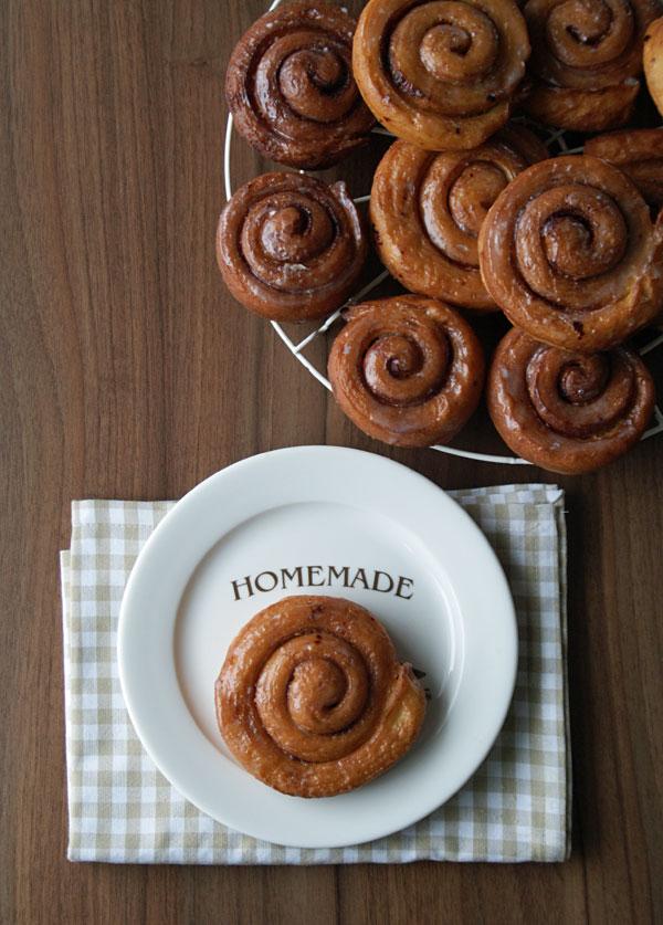 Cinnamon Swirls (wie bei Dunkin Donuts)