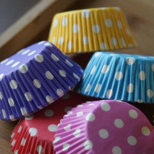 Cupcake Papierförmchen
