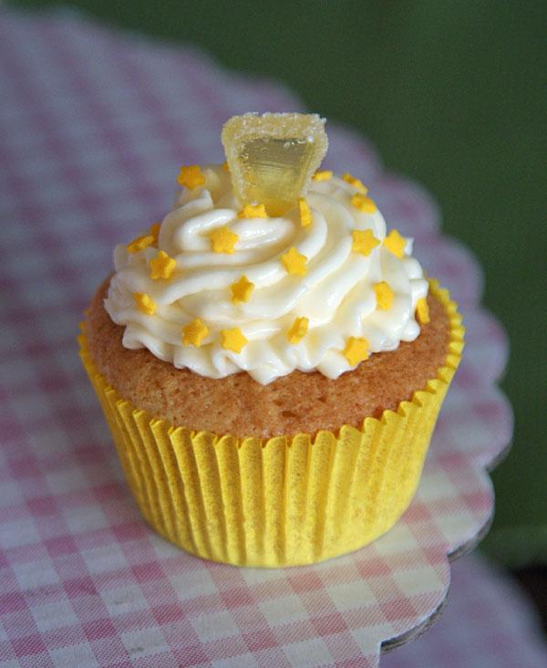 Triple Lemon Cupcakes (Zitronen-Cupcakes)