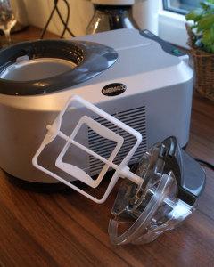 Eismaschine von casserole.de