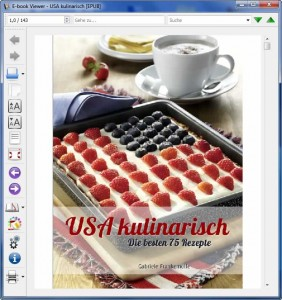 eBook USA kulinarisch