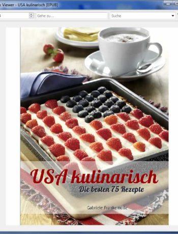 eBook USA kulinarisch