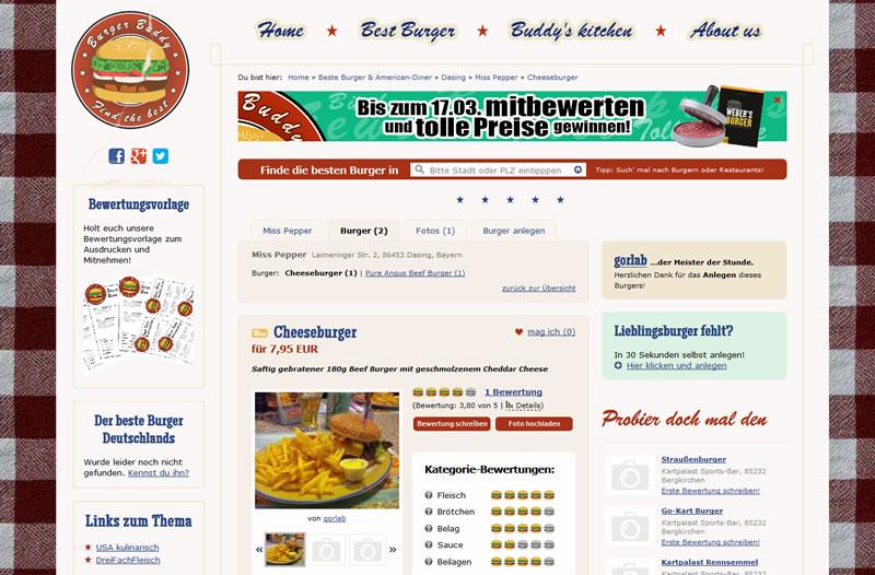 bester burger deutschlands