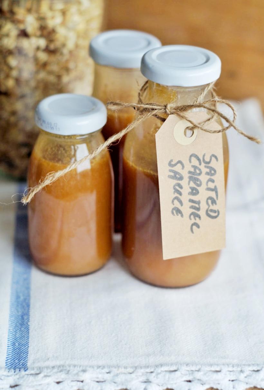 Rezept für Salzkaramellsauce