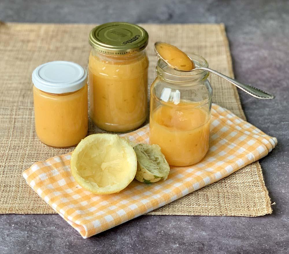 Lemon Curd (Zitronencreme)