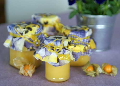 Lemon Curd (Zitronencreme)